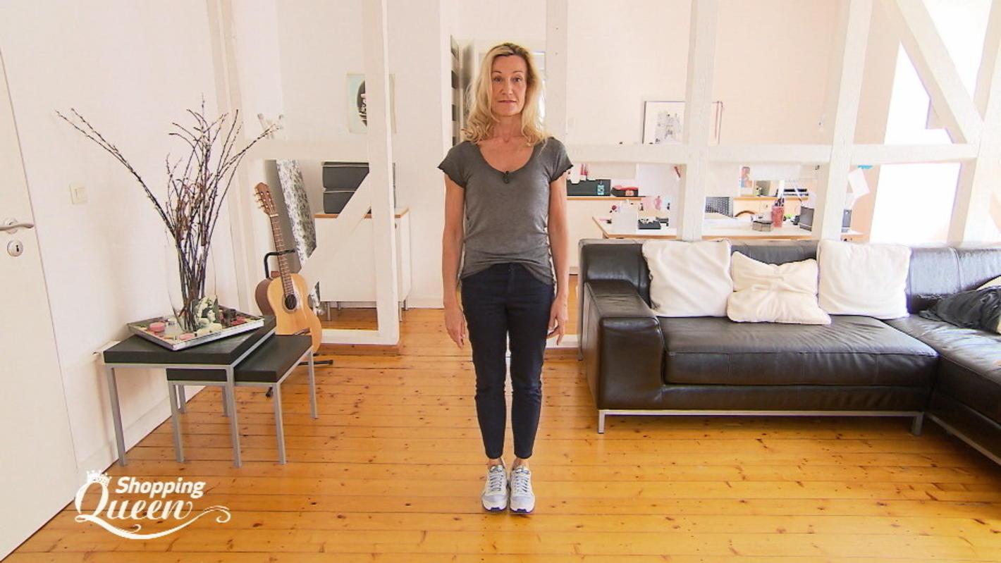 Shopping Queen: Nathalie aus Bielefeld im Style-Check