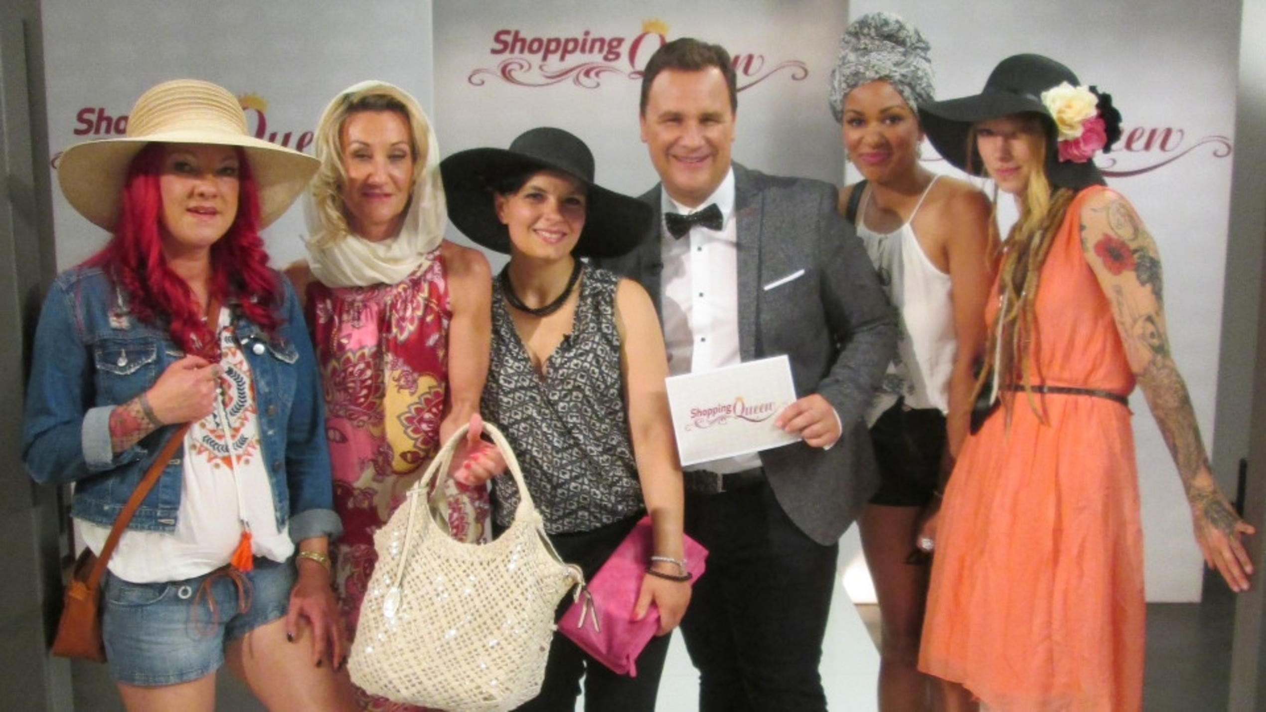 """Shopping Queen""-Finale in Bielefeld"