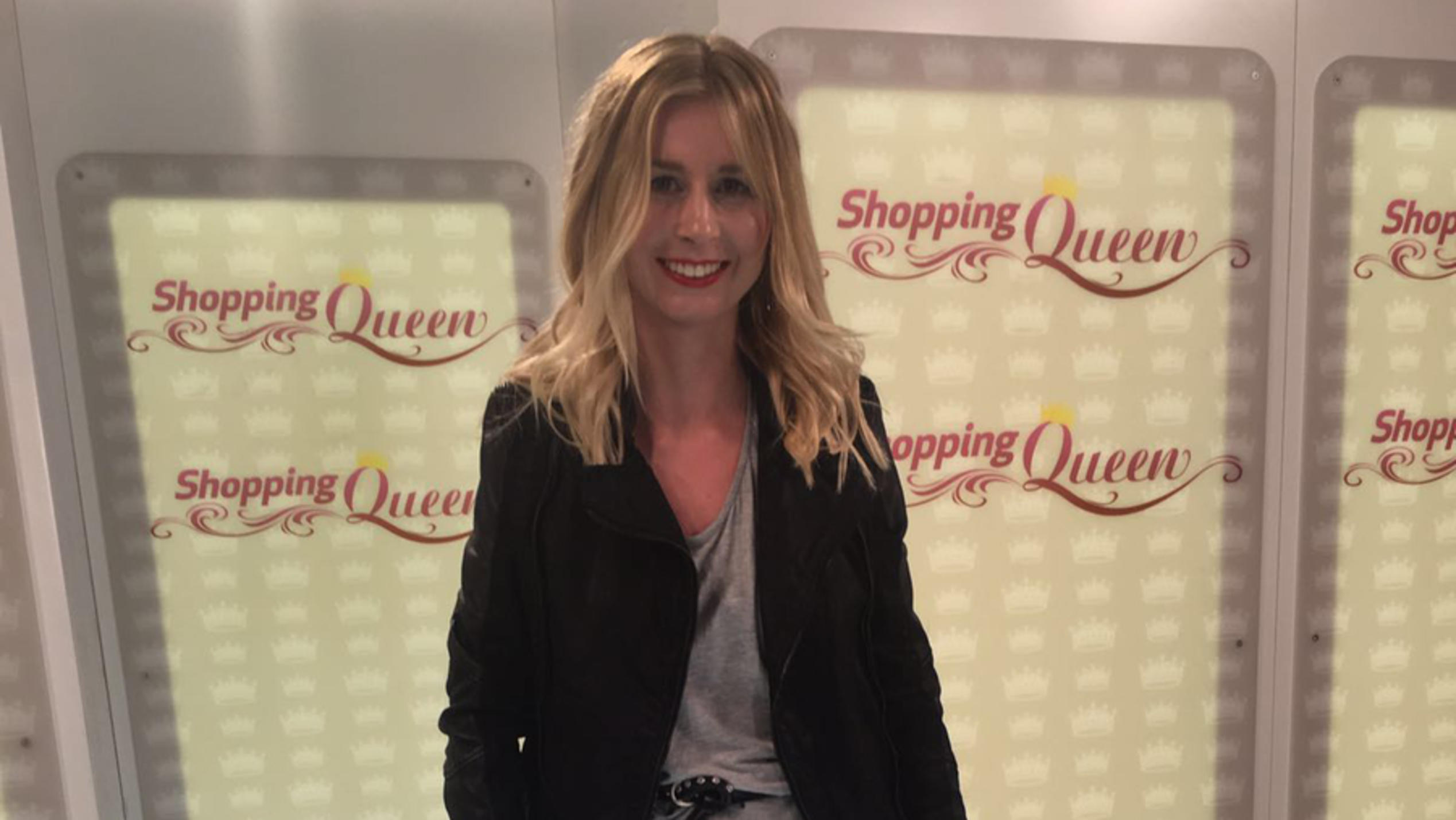 """Shopping Queen""-Kandidatin Steffi"