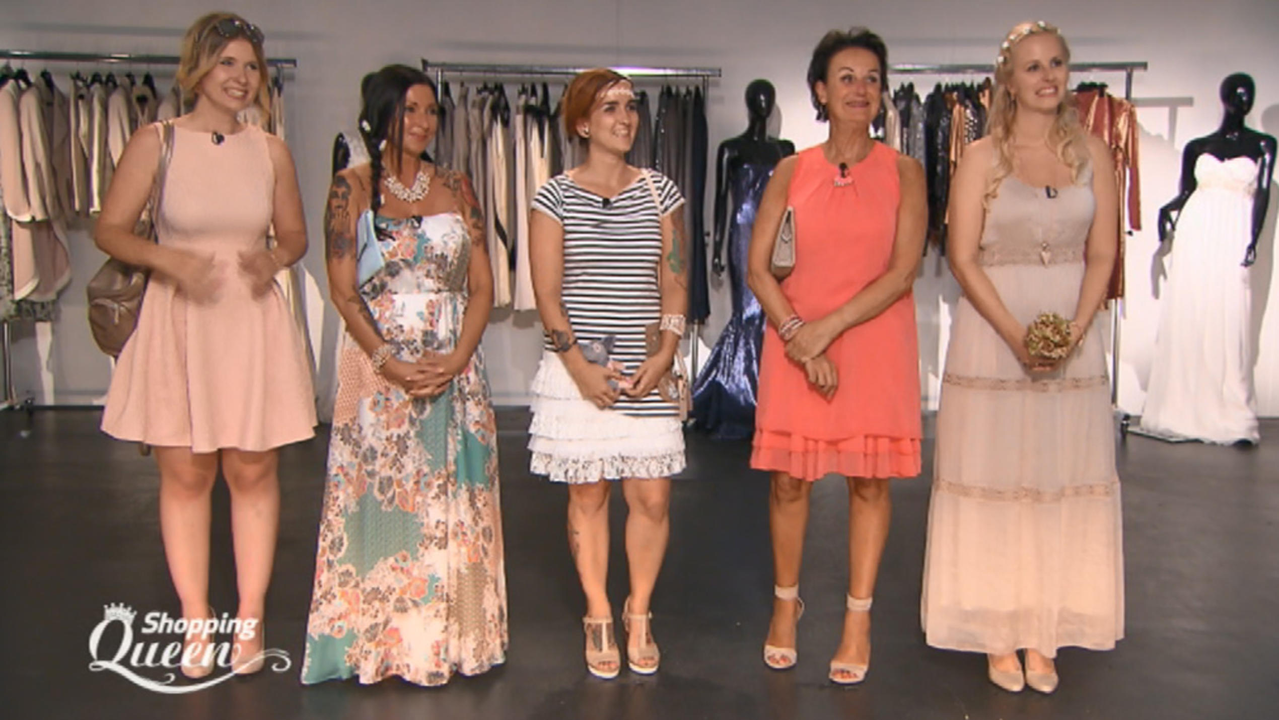 "Finale bei ""Shopping Queen"""