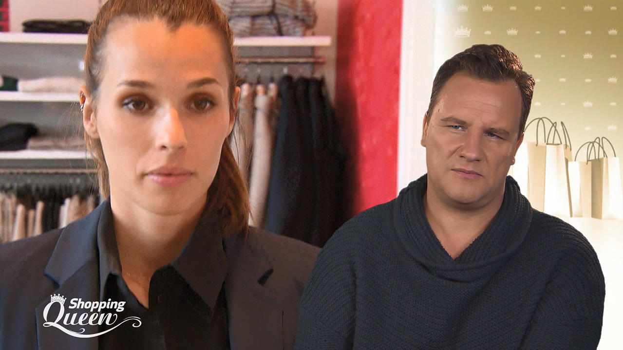 "Fred im Business-Look bei ""Shopping Queen"""