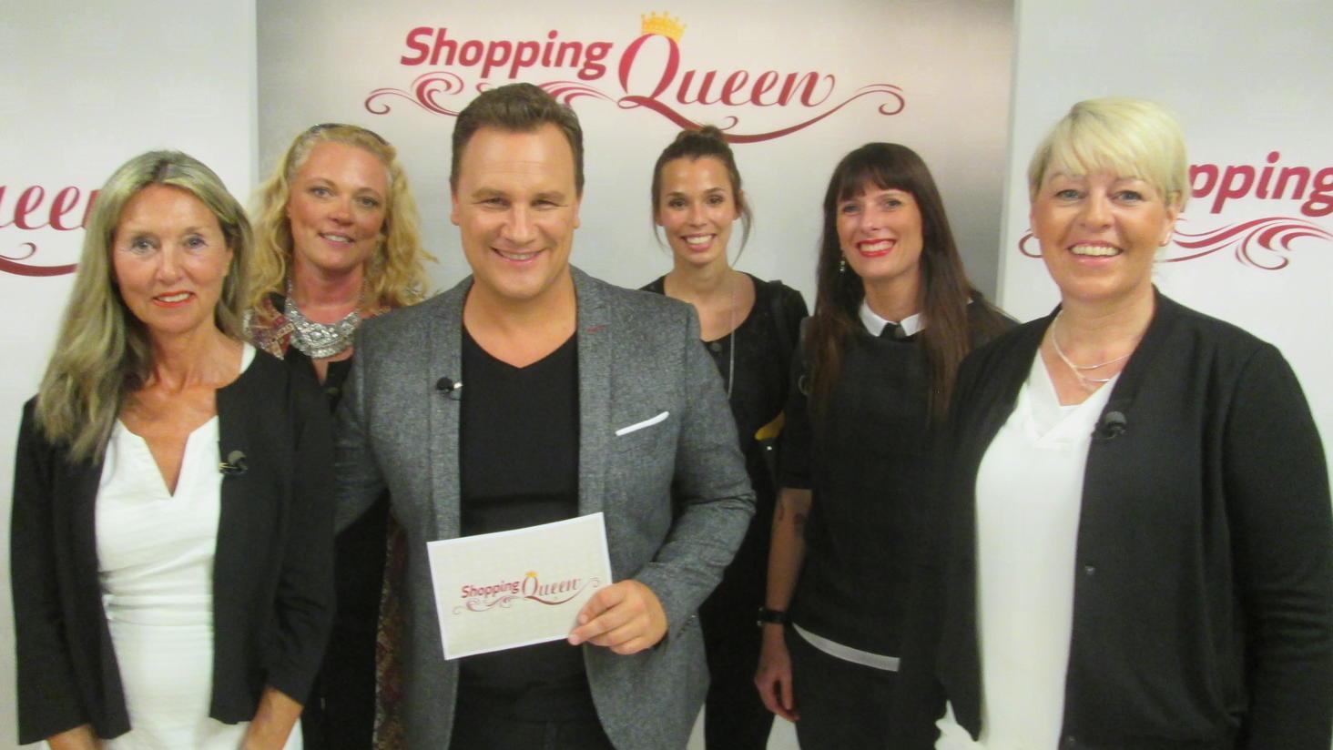 dbbed145c00c Shopping Queen  Guido Maria Kretschmer kürt die Gewinnerin au Kiel