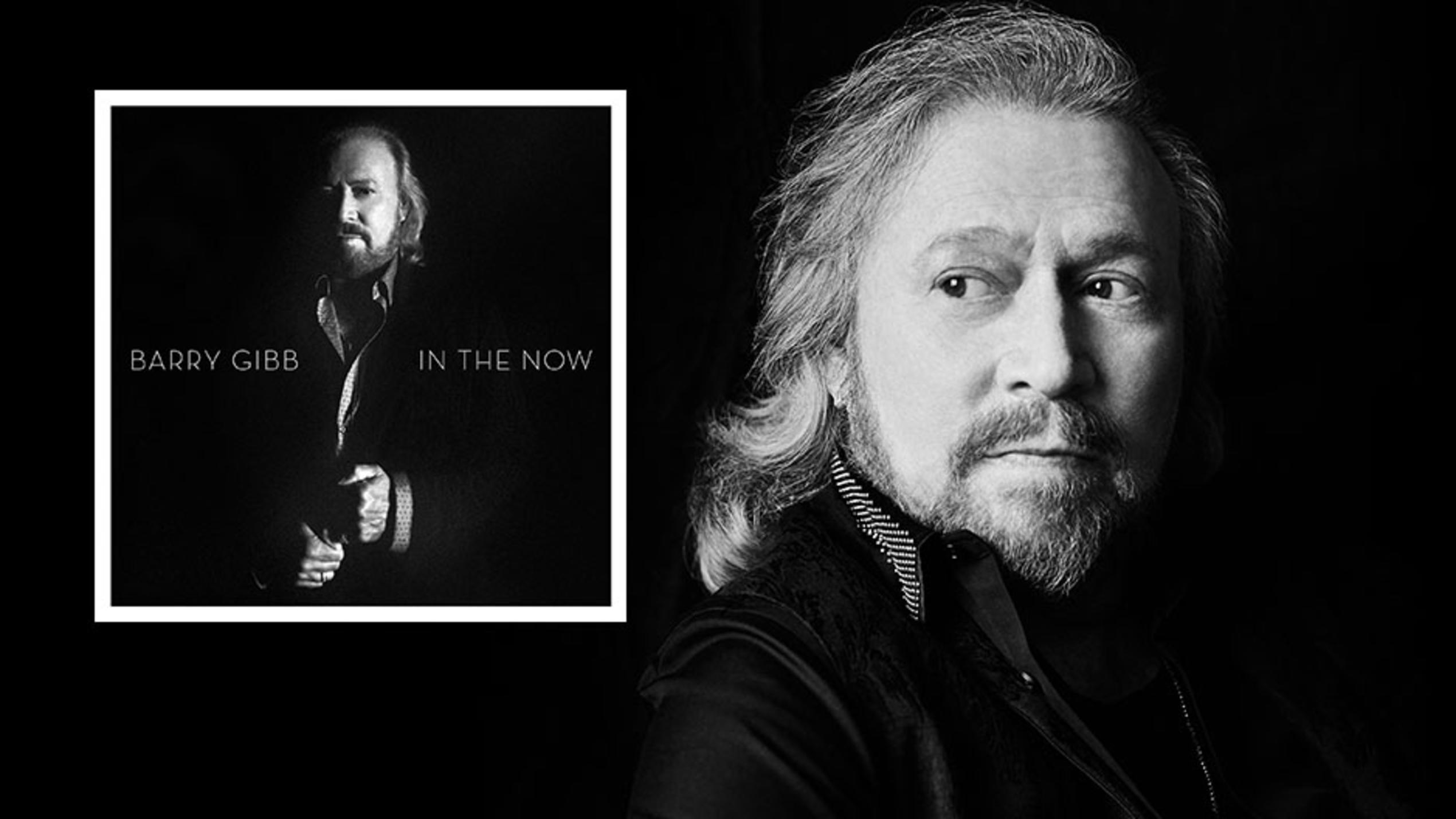 "Barry Gibb mit ""In The Now"""