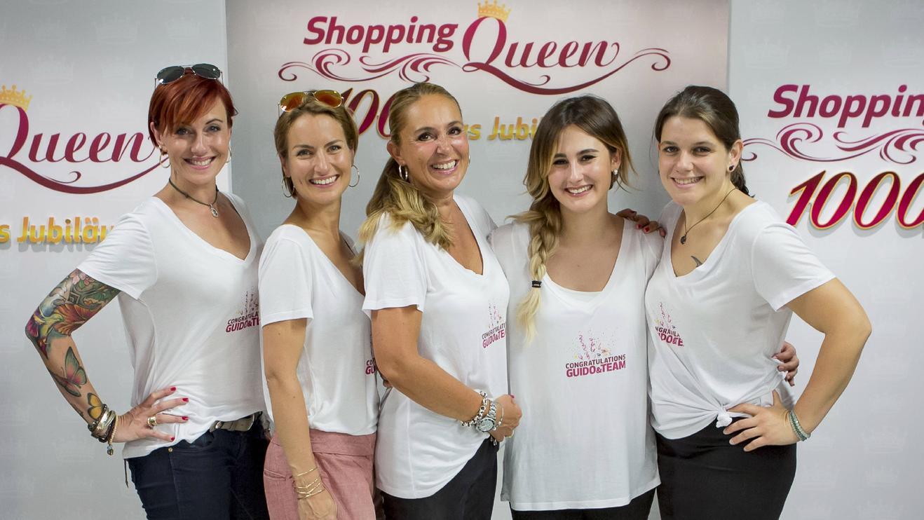 Shopping Queen Das Motto Der Jubiläumswoche Begeistert Die