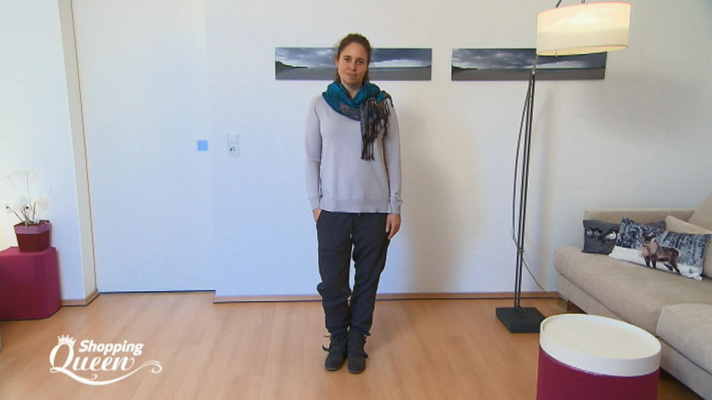 "Constanze im Style-Check bei ""Shopping Queen"""