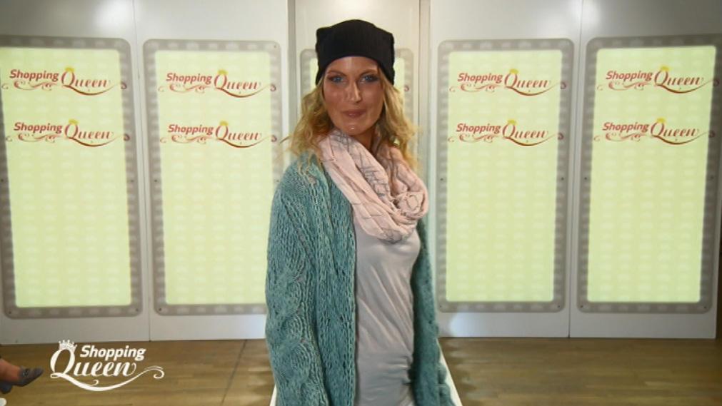 Shopping Queen: Sandra aus Bonn präsentiert ihren
