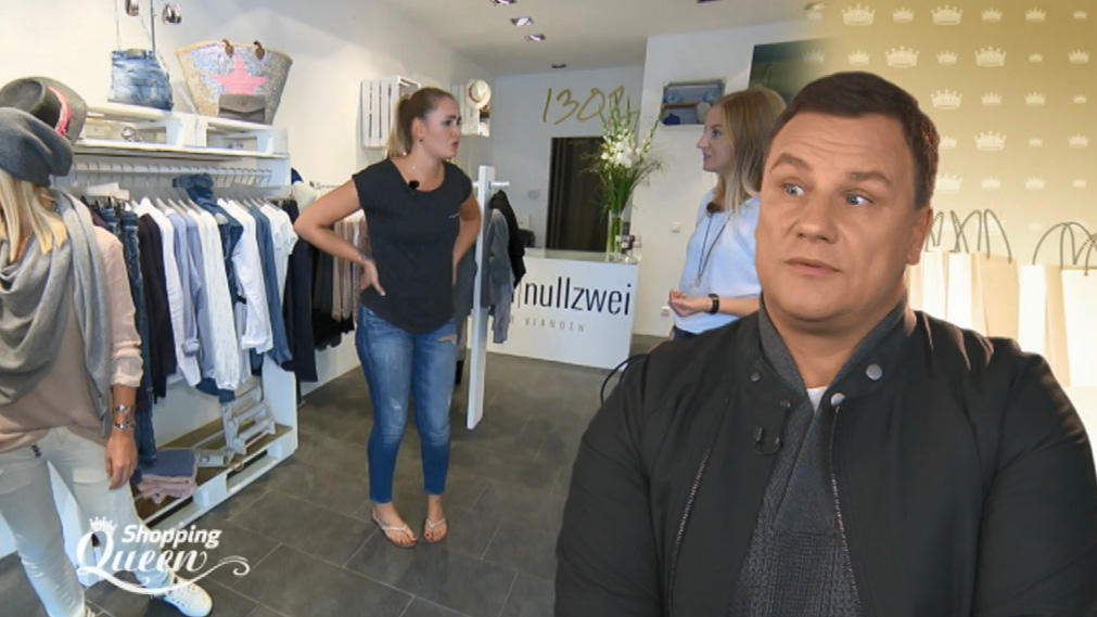 """Shopping Queen""-Kandidatin Christina aus Bonn"