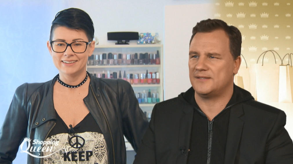 """Shopping Queen""-Kandidatin Olga aus Münster im Style-Check"