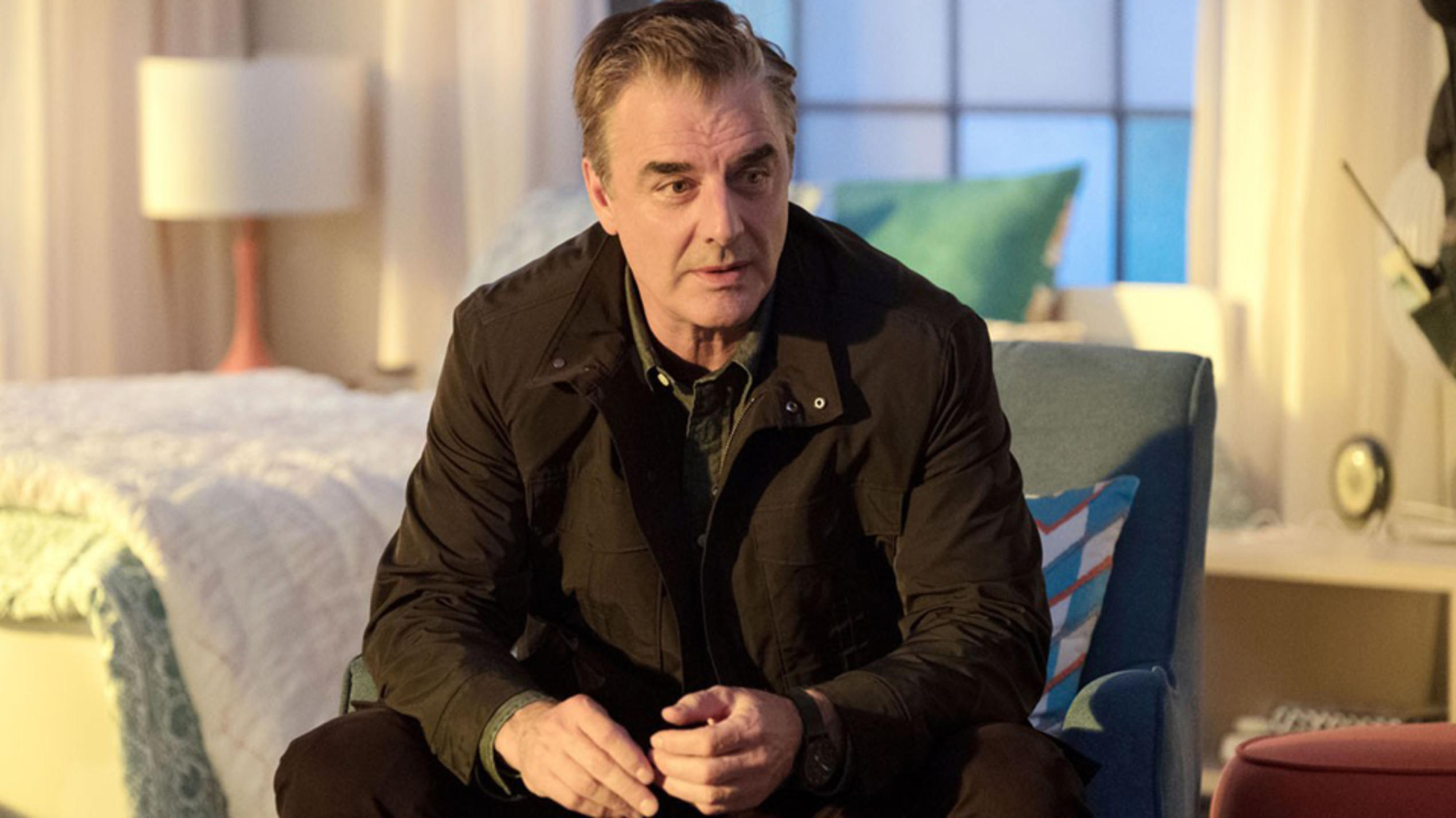 "Chris Noth als Frank Nova in der neuen VOX-Serie ""Gone"""