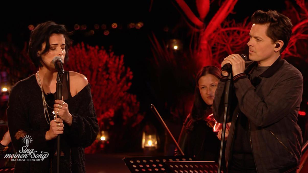 Sing Meinen Song 2017 Gänsehaut Beim Duett Von Stefanie Kloß Und