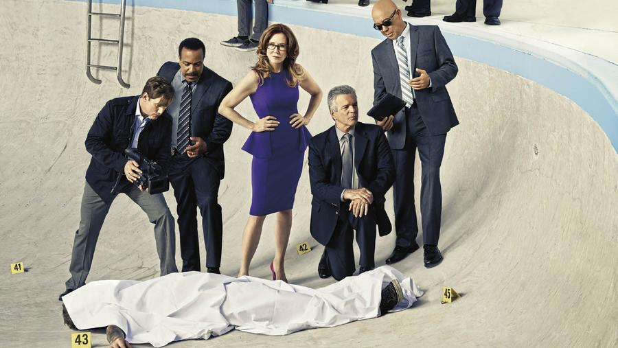 Major Crimes: Das Team.