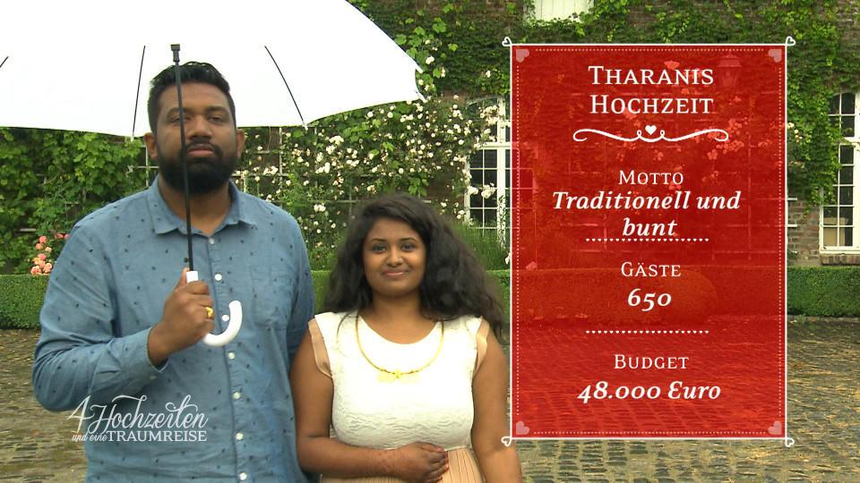 4 Hochzeiten Und Eine Traumreise Tharani Und Thileepan