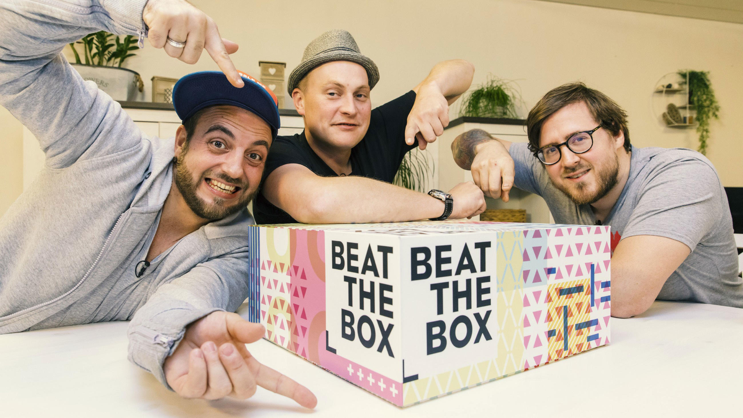 Beat The Box Spiele