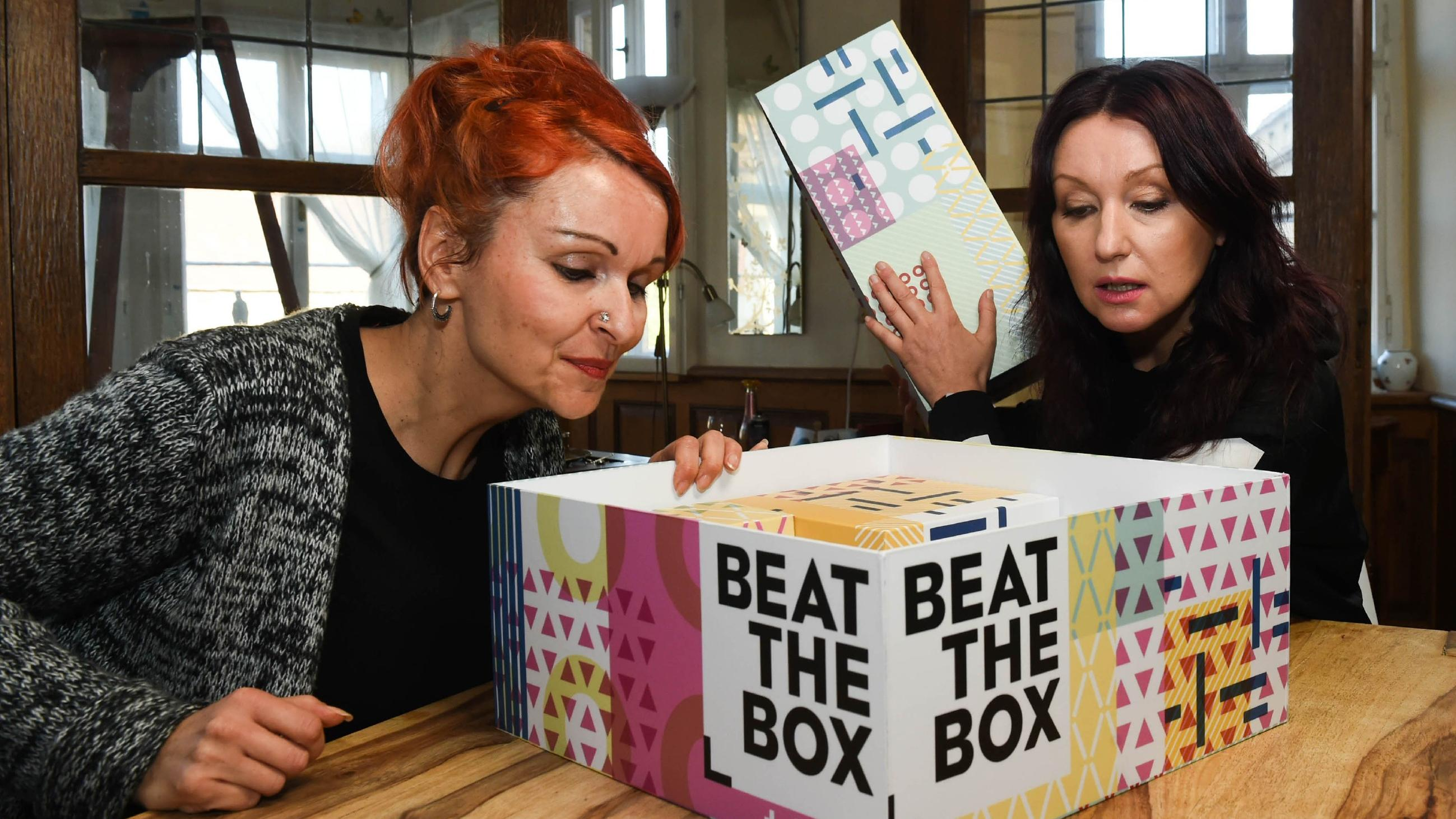 Beat The Box Spiel
