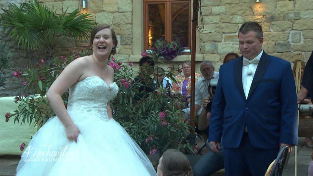 4 Hochzeiten Und Eine Traumreise Idylle Pur Bei Lisa Und Sascha