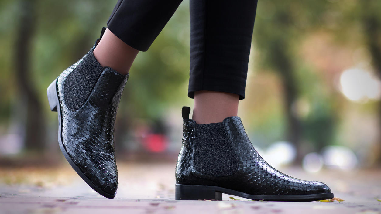 Stylische Ankle Boots