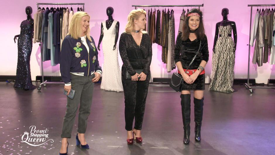 Promi Shopping Queen Von Der Furstin Zur Modekonigin