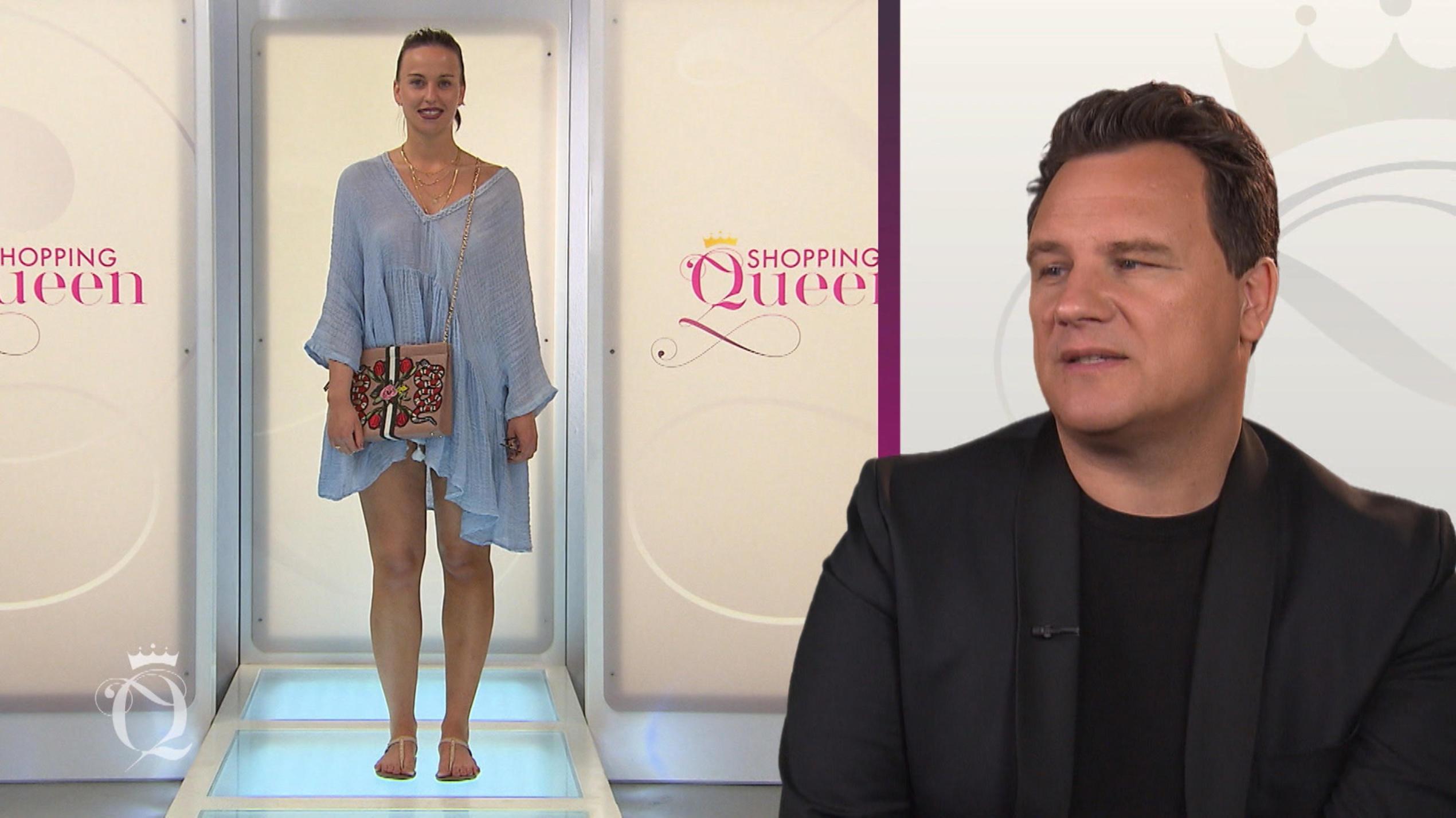 Shopping Queen: Miris Leinen-Look ist Guido Maria