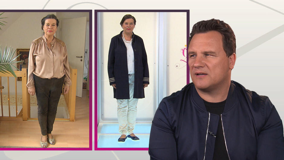 Shopping Queen Für Guido Maria Kretschmer Ist Margrits Leinen Look
