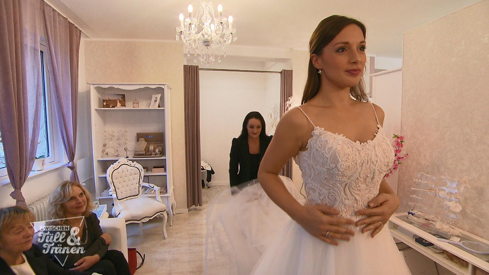Braut Julia Hat Hohe Anspruche