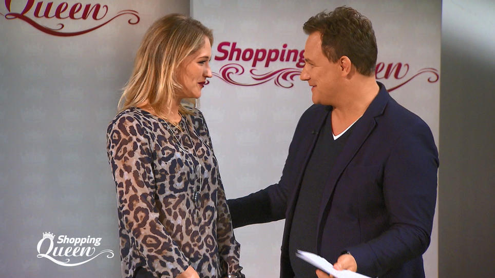 "Guido kürt Lena zur ""Shopping Queen"""