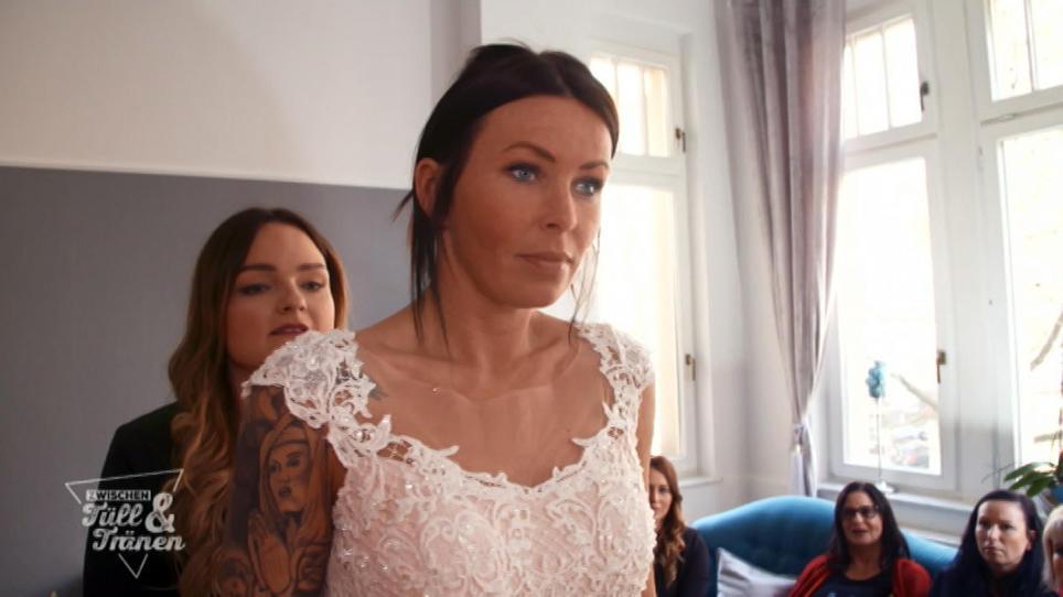 Braut Ina Setzt Sich Zu Sehr Unter Druck