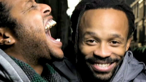 Showact Madcon & Maad*Moiselle mit einem Medley