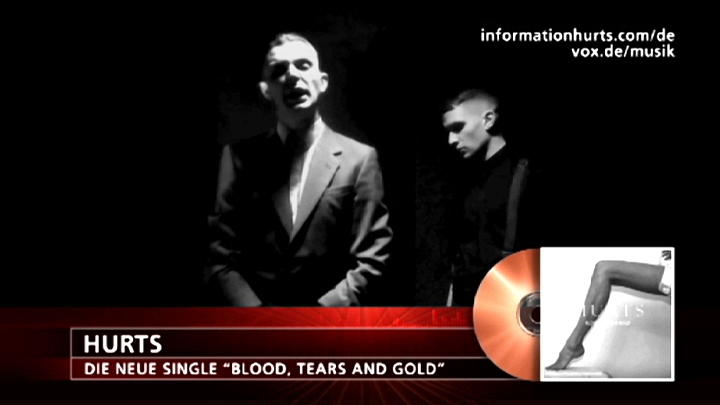 Musiktipp: Hurts - Blood, Tears and Gold