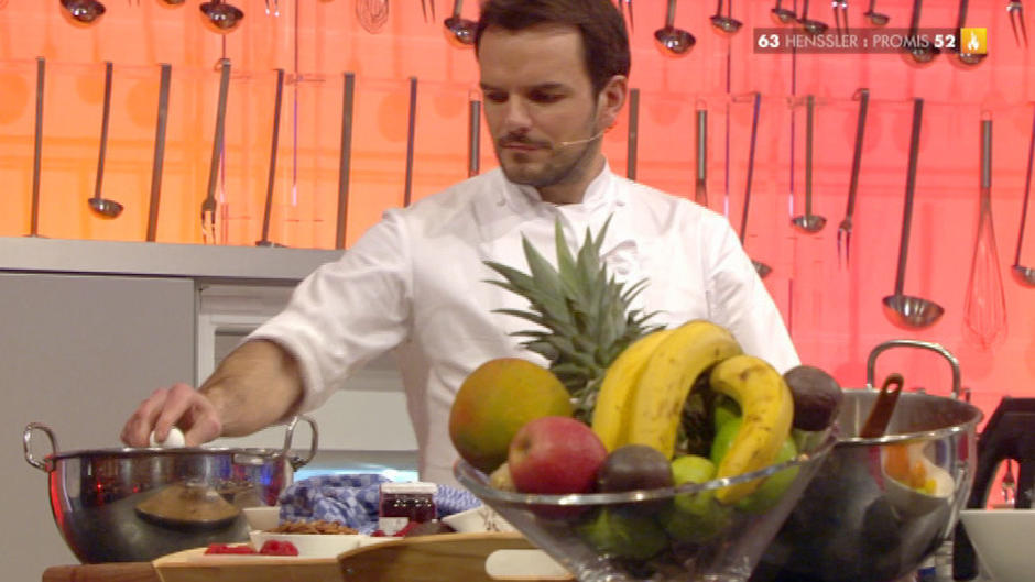 Grill Den Henssler 2015 Steffen Henssler Im Dessert Duell Gegen