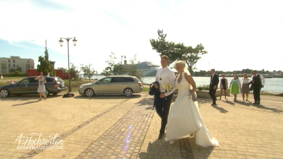 Maritime Hochzeit Bei Janine Und Felix