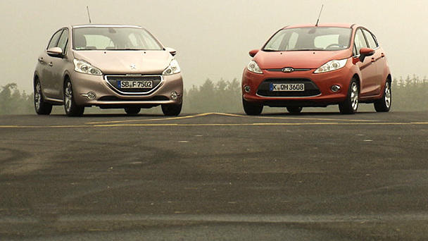 Peugeot 208 vs. Ford Fiesta