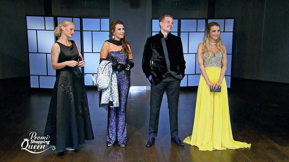 Promi Shopping Queen Guido Maria Kretschmer Kurt Zwei Ballkoniginnen