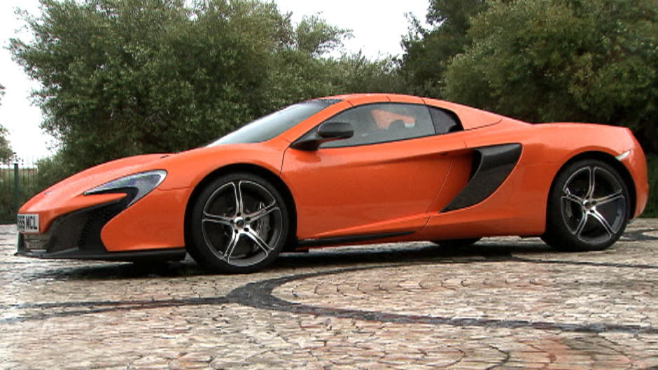 McLaren 650S: Was hat der Supersportler drauf?