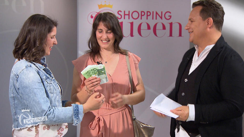 "Guido kürt Sandra und Kathi zu den ""Shopping Queens"""