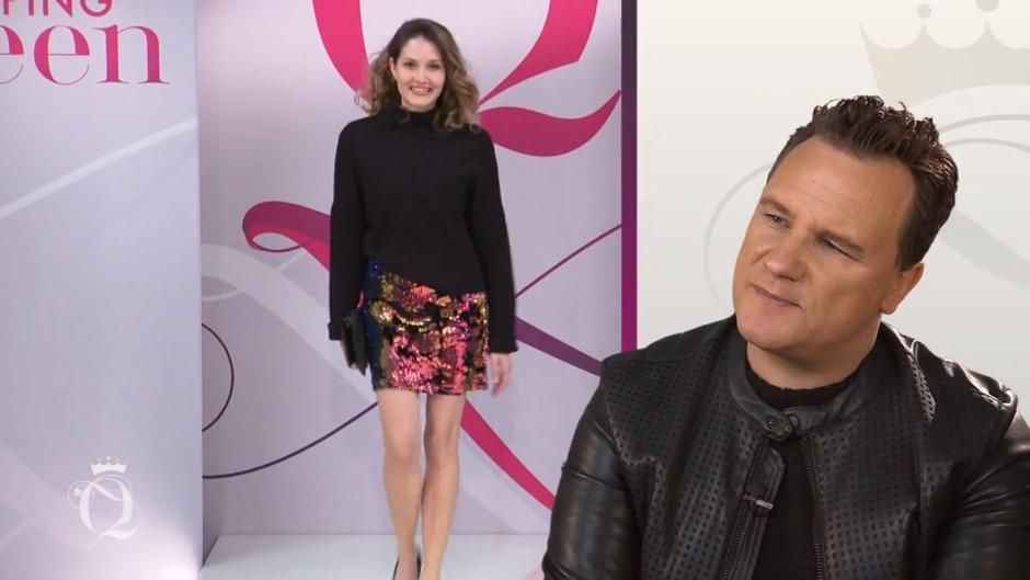 Een Moderne Makeover : Shopping queen mona startet mit einer menge komplimente in die woche