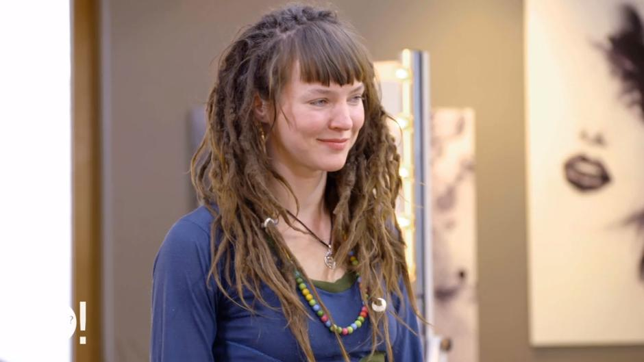 Sara-Marie will die Dreadlocks loswerden