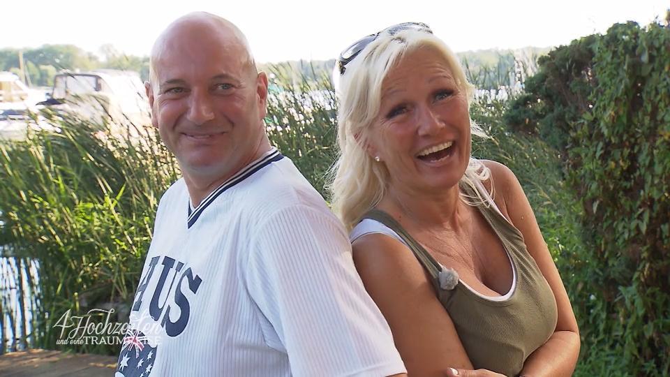 Tanya Und Uwe Haben Immer Was Zu Lachen