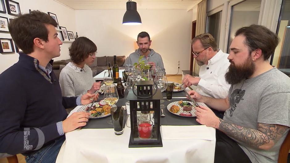 das perfekte dinner wer ist der profi 2019