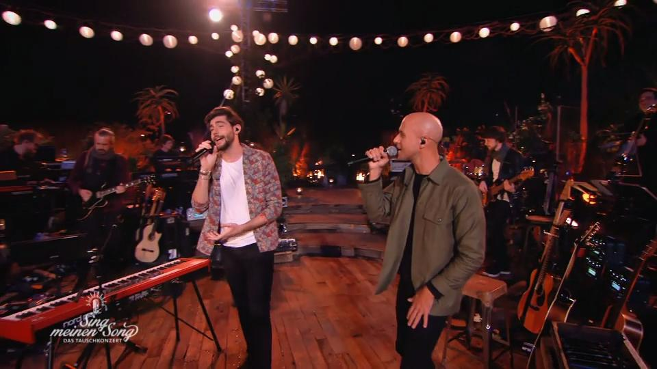 "Alvaro Soler und Milow mit ""Lay Your Worry Down"""