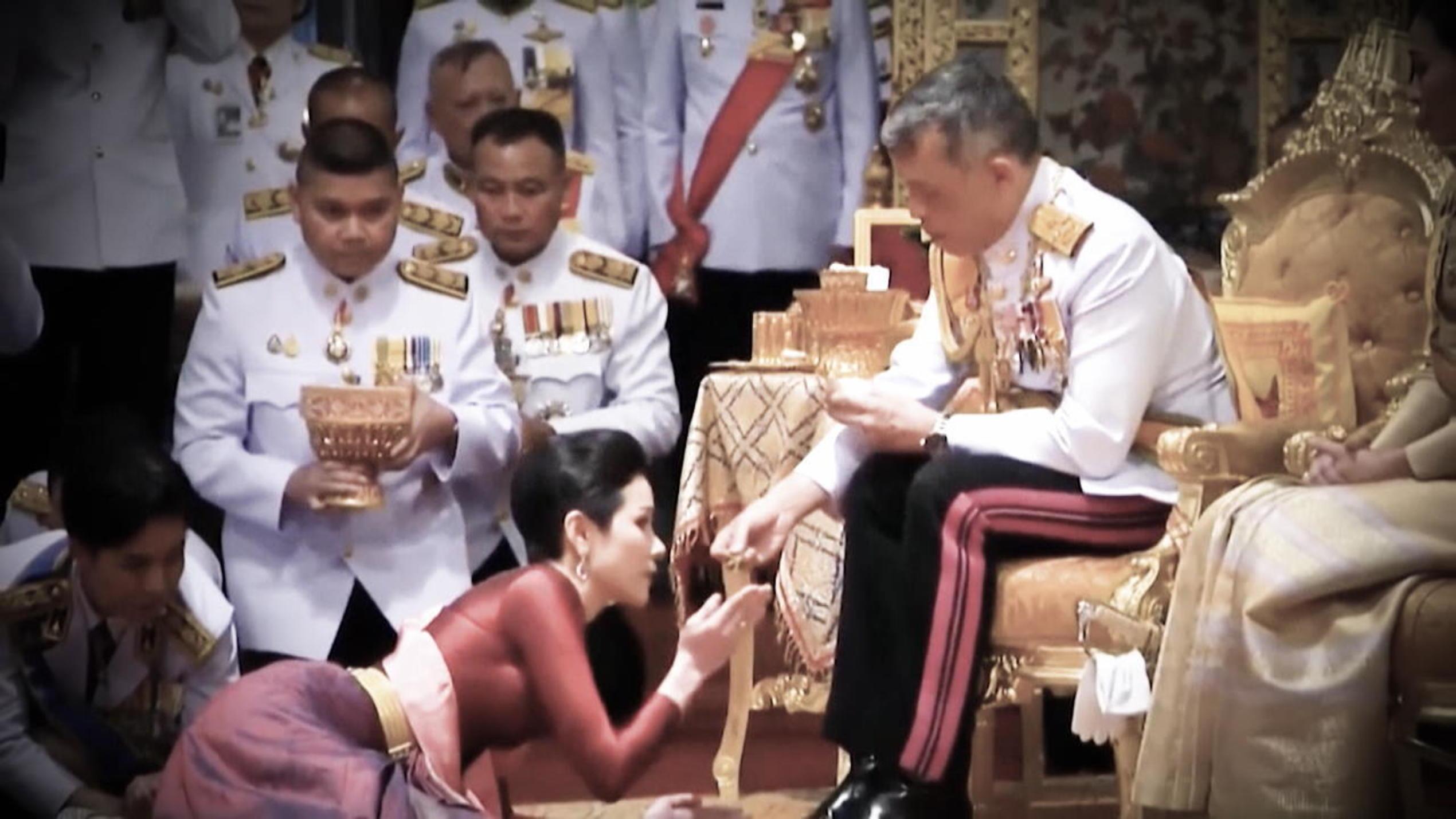 Thailand König Geliebte