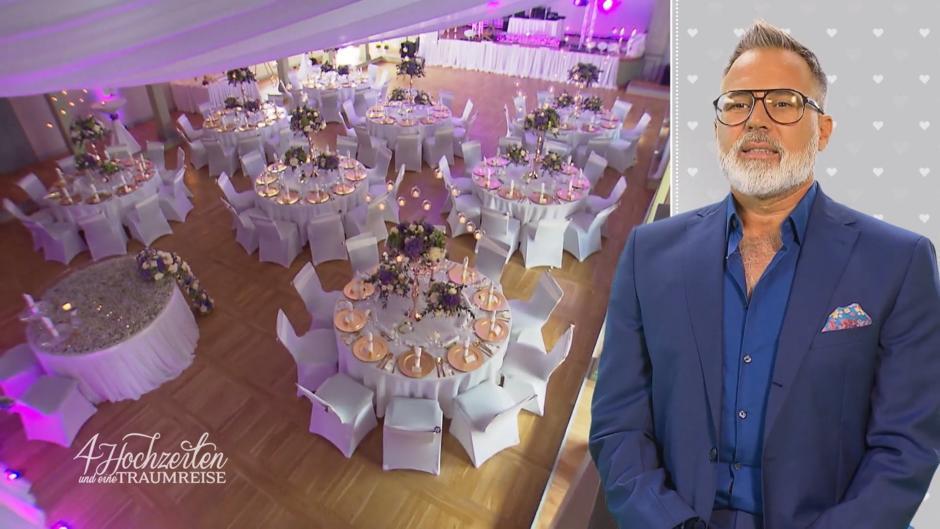 Die Hochzeitslocation Lasst Alle Gaste Staunen