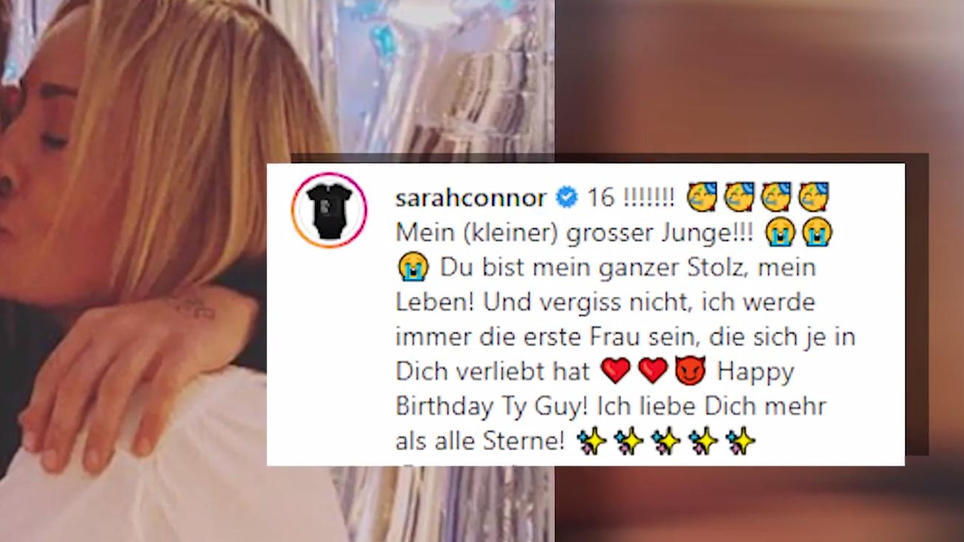 Happy Birthday: Sarah Connors Sohn ist 16 geworden