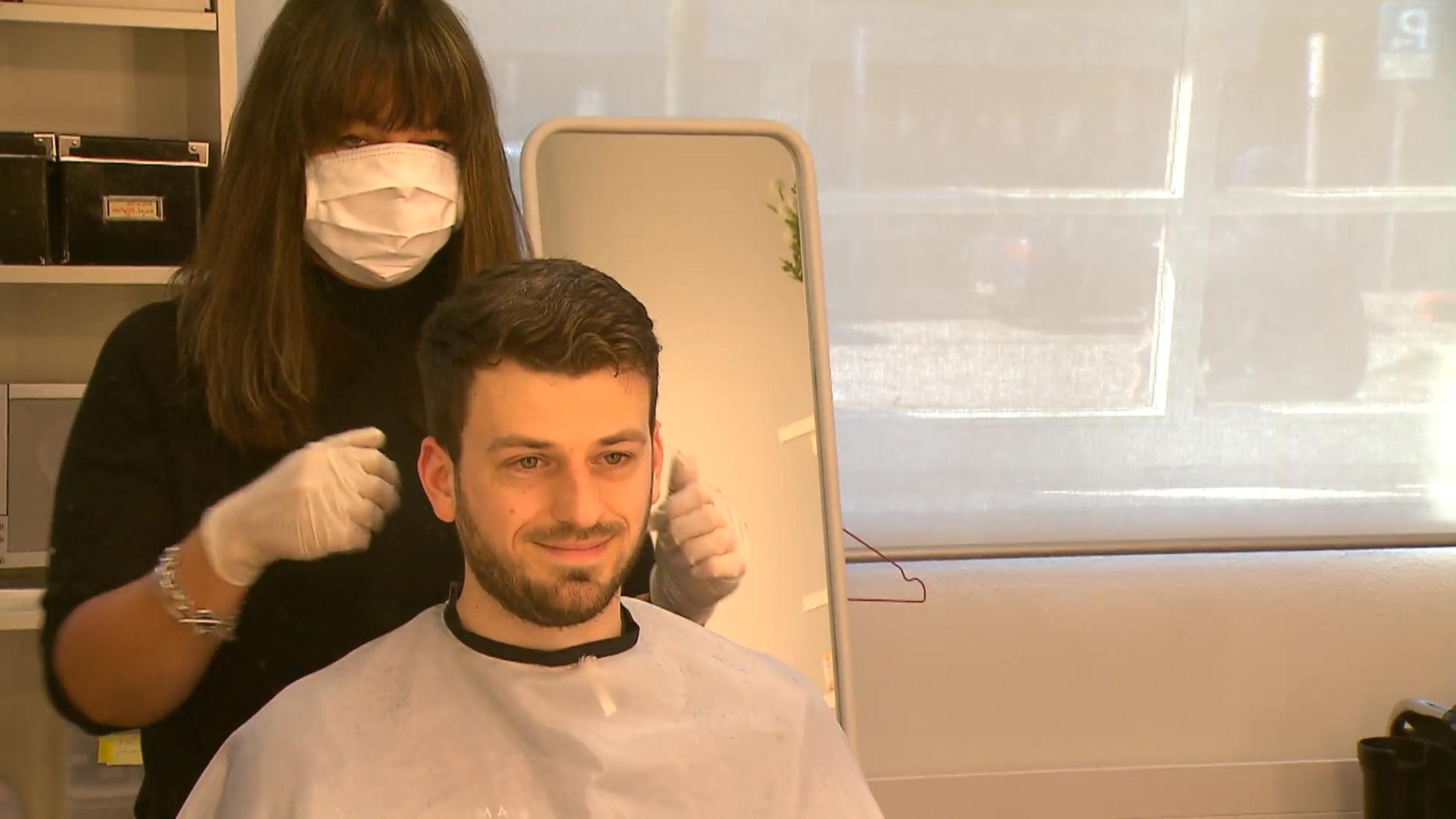 Selber haare schneiden männer Haare selber