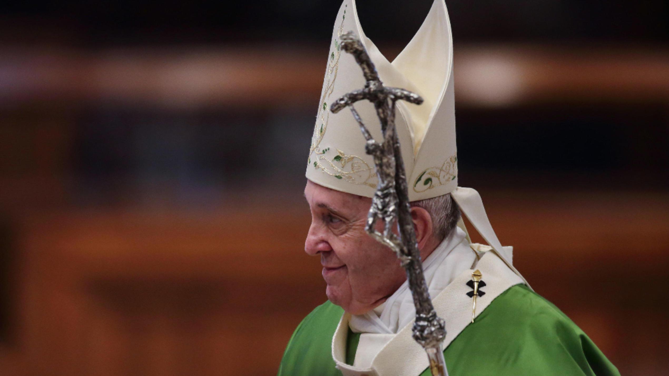 Papst Instagram